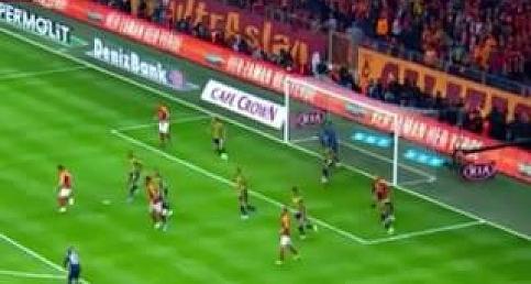 Galatasaray 0-1 Fenerbahçe | Geniş Özet | 23.04.2017