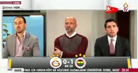 GS TV Josef Gol Anı Galatasaray 0-1 Fenerbahçe 23 Nisan