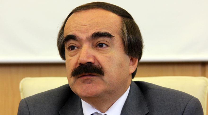 Sakarya Valisi Hüseyin Avni Coş'un pencere konuşması