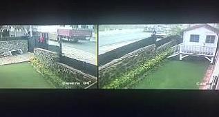 Sakarya serdivan da evimin önünde freni boşalan kamyon