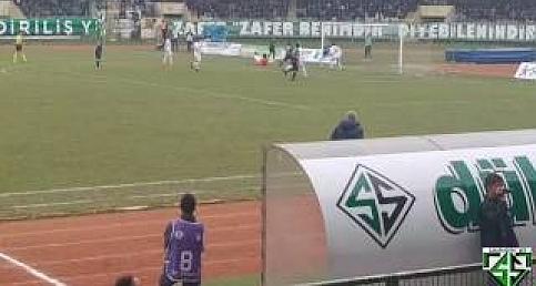 Sakaryaspor 4-0 elaziz #Serdar ümit denizin 2 golü 6 dakikalık şov