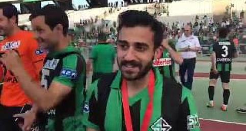 Sakaryaspor şampiyon