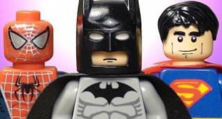 The Lego Batman, Spider-Man, & Superman Movie