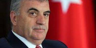 Sakarya Büyükşehir Belediye Başkanı Zeki Toçoğlu Sakarya Valiliğine gelişi