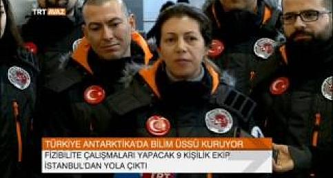 Türkiye Antarktika'da Bilimsel Araştırma Üssü Kuruyor - TRT Avaz Haber